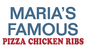 Maria's Famous Pizza Chicken logo