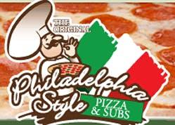 Philadelphia Style Pizza