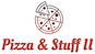 Pizza & Stuff II logo