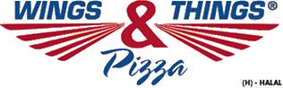 Wings N Things & Pizza logo