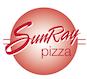 Sun-Ray Pizzeria logo