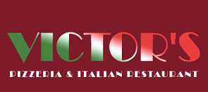 Victor's Restaurant Pizza  logo