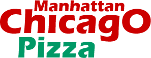 Manhattan Chicago Pizza logo