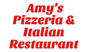 Amy's Pizzeria & Italian Restaurant logo