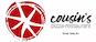 Cousin's Pizza logo
