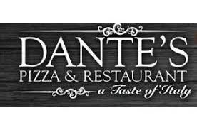 Dante's Pizza & Restaurant