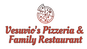 Vesuvio's Pizzeria & Family Restaurant logo