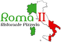 Roma II Pizza logo