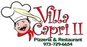 Villa Capri II logo