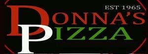 Donna's Pizza - Pompton Lakes