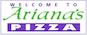 Ariana's Pizzeria & Italian logo