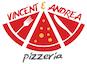 Vincent & Andrea Pizzeria logo