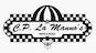 C.P. La Mannos Have A Pizza logo