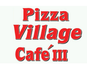 Pizza Village Cafe III logo