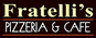 Fratelli's Pizzeria & Cafe logo
