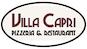 Villa Capri Pizzeria & Restaurant logo