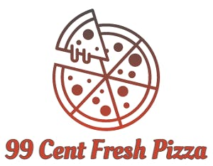 99 Cent Fresh Pizza