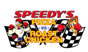 Speedy's Pizza vs Roast Chicken