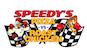 Speedy's Pizza vs Roast Chicken logo