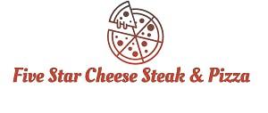 Five Star Cheese Steak & Pizza