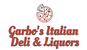 Garbo's Italian Deli & Liquors logo