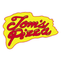 Tom's Pizza Place logo