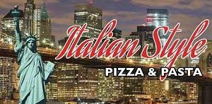 Italian Style Pizza & Pasta
