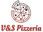 V&S Pizzeria logo
