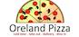 Oreland Pizza logo