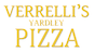 Verrelli's Yardley Pizza logo