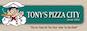 Tony's Pizza City logo