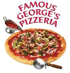 Famous Georges Pizzeria Pasta