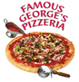 Famous Georges Pizzeria Pasta logo