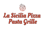 La Sicilia Pizza Pasta Grille logo