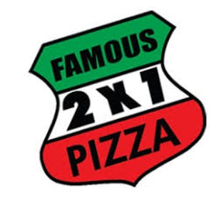 Famous 2 For 1 Pizza