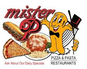 Mr P Pizza & Pasta logo