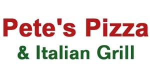 Pete's Pizza & Italian Grill