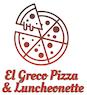 El Greco Pizza & Luncheonette logo