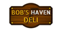 Bob's Haven Deli logo