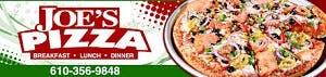 Joe's Pizza And Restaurant