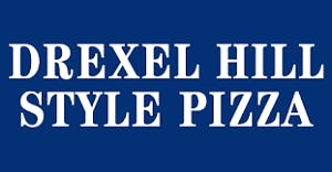 Drexel Hill Style Pizza
