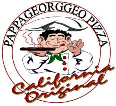 Pappa Georggeo Pizza