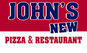 John's New Pizza & Restaurant logo