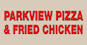 Parkview Pizza & Fried Chicken logo