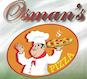 Osman's Pizza logo