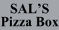 Sal's Pizza Box logo