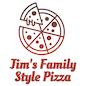 Jim's Family Style Pizza logo