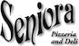 Seniora Pizza logo