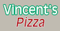 Vincent's Pizza logo