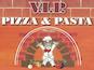V.I.P Pizza & Pasta logo